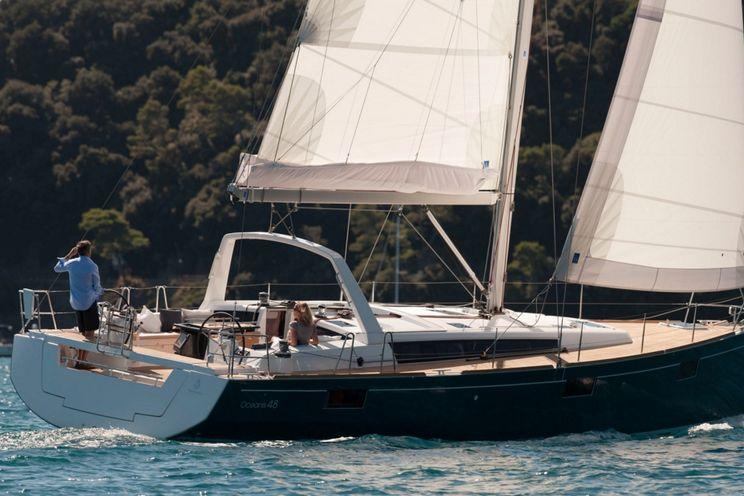 Charter Yacht Oceanis 48 - 5 Cabins - Tropea - Aeolian Islands