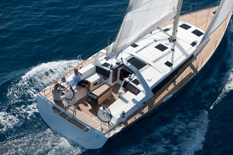Charter Yacht Oceanis 48  5 Cabins - Trogir