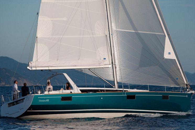 Charter Yacht Oceanis 48 - 5 Cabins - Portisco - Sardinia