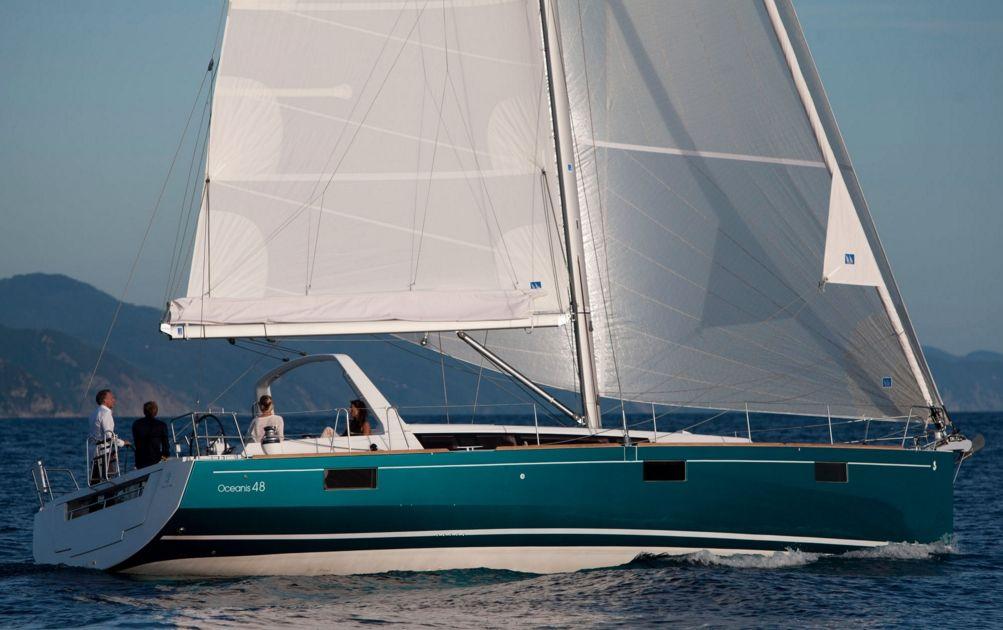 Oceanis 48 - 5 Cabins - Portisco - Sardinia