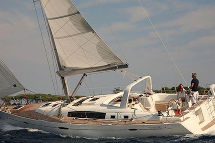 Charter Yacht Oceanis 50 - 4 + 2  Cabins - Puntone Scarlino - Italy