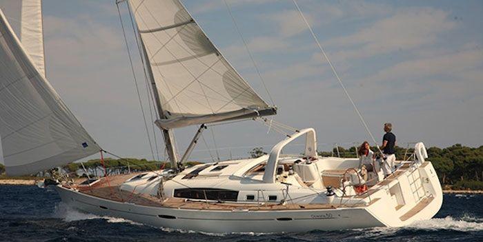 Oceanis 50 - 4 + 2 Cabins - Puntone Scarlino - Italy