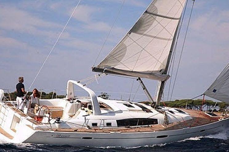 Charter Yacht Oceanis 50 - Yeba II - 5 cabins + skipper cabin - Scarlino - Tuscany