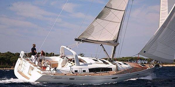 Oceanis 50 - Yeba II - 5 cabins + skipper cabin - Scarlino - Tuscany