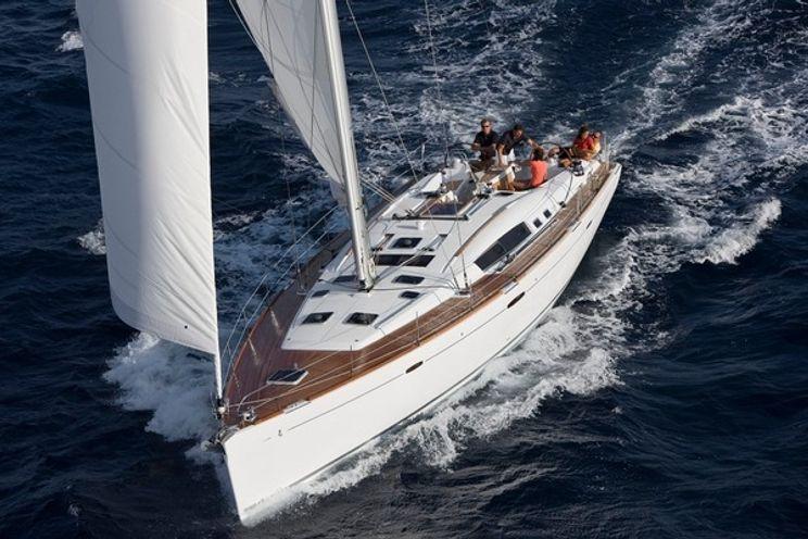Charter Yacht Oceanis 50 - 5  Cabins - Trogir