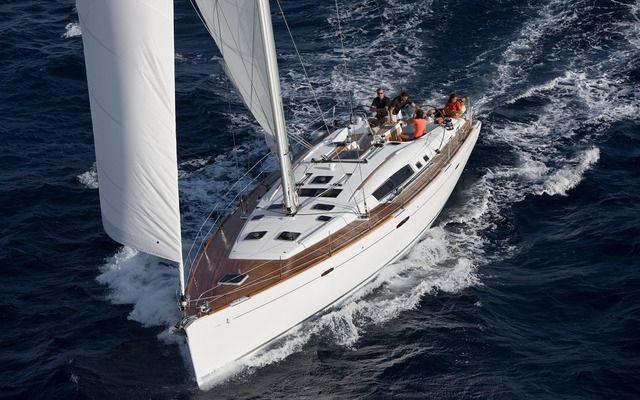 Oceanis 54 - 4 + 1 Cabins - Palermo, Sicily