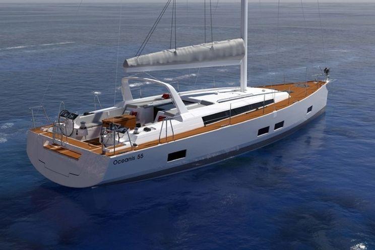 Charter Yacht Oceanis 55 - 5 Cabins - Portisco - Sardinia