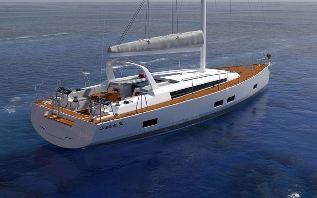 Oceanis 55 - 5 Cabins - Portisco - Sardinia