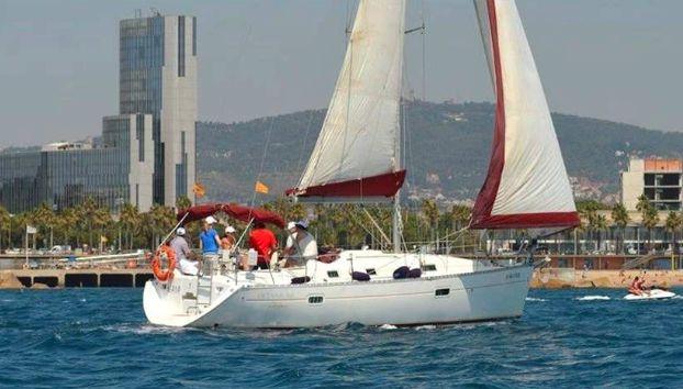 Oceanis 361 - 3 Cabins - Barcelona