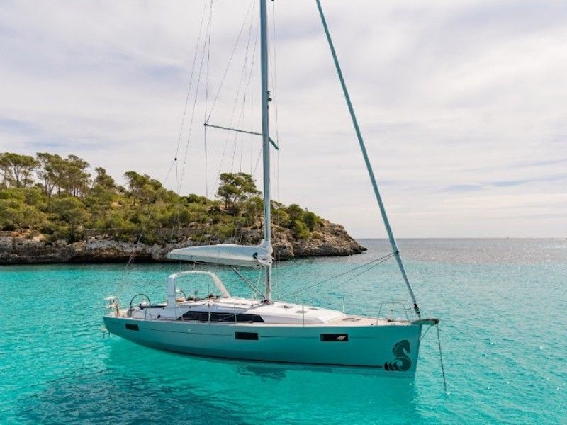 Oceanis 41.1 - 2020 - 3 cabins (3 double) - Alimos - Lavrion - Mykonos