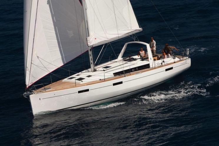 Charter Yacht Beneteau Oceanis 45 - 3 Cabins - 2018 - San Juan Islands