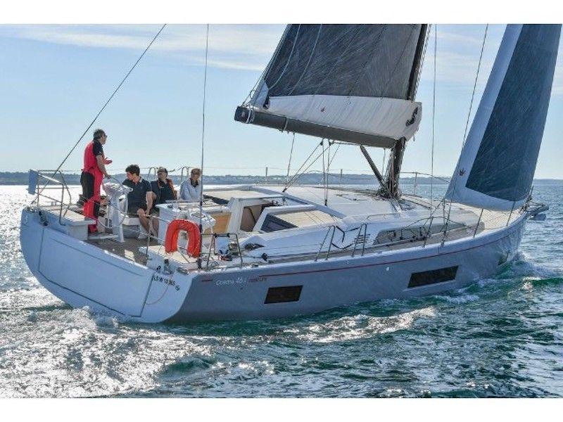 Oceanis 46.1 - 2020 - 5 cabins (4 double + 1 single) - Kos - Rhodes
