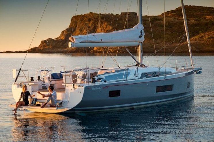 Charter Yacht Oceanis 46.1 - 2020 - 5 Cabin (4 double + 1 singl) - Rhodes - Kos