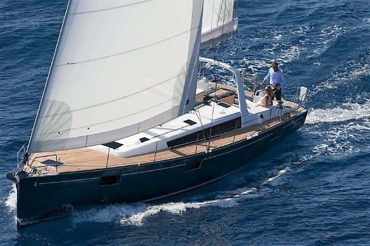 Charter Yacht Oceanis 48 - 4 + 2 (4 double, 1 bunk and 1 single) - 2018 - Athens - Alimos