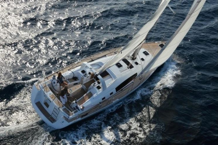 Charter Yacht Oceanis 50 Family - 5 Cabins - Portisco - Sardinia