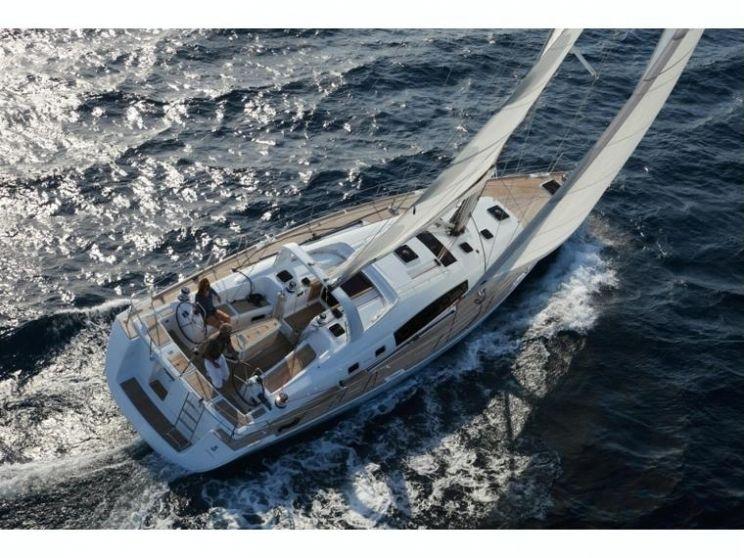 Oceanis 50 Family - 5 Cabins - Portisco - Sardinia