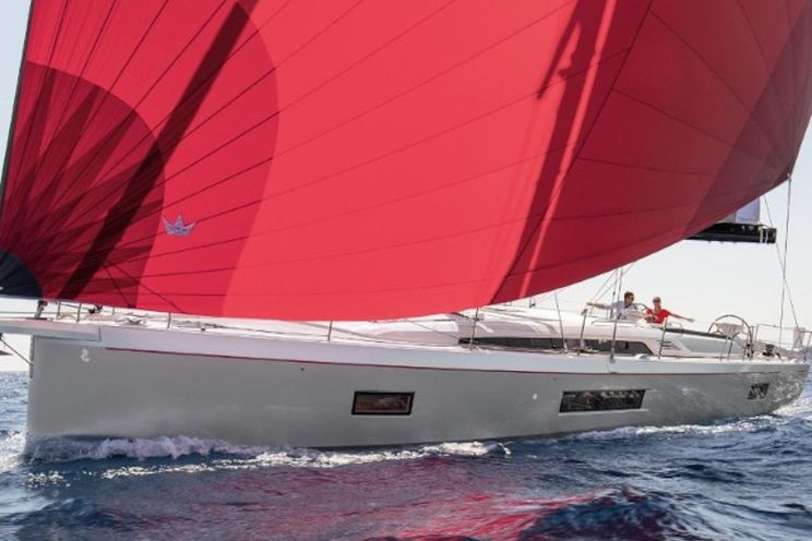Charter Yacht Oceanis 51.1 - 2020 - 6 cabins (4 double + 2 forepeaks) - Corfu - Lefkas