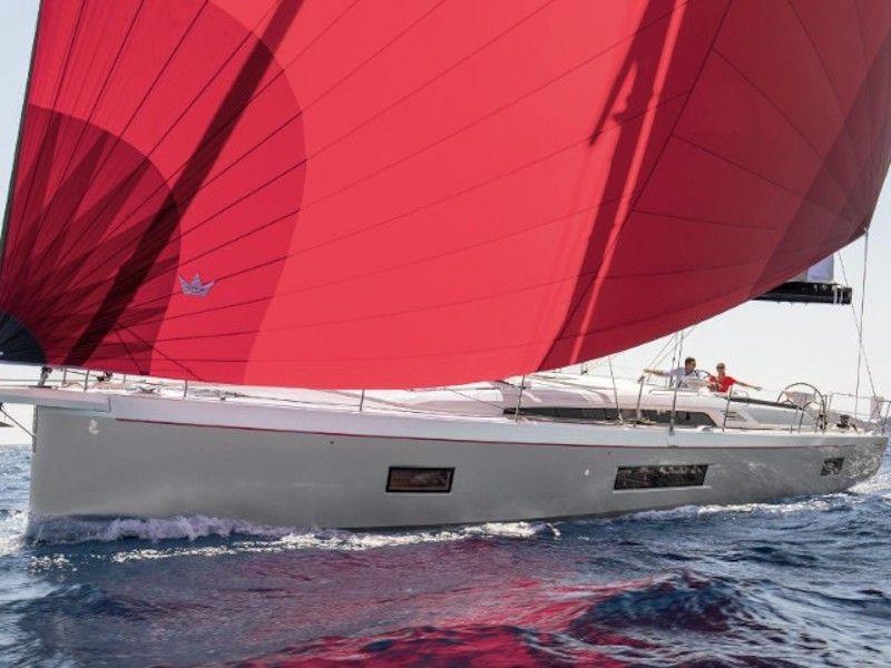 Oceanis 51.1 - 2020 - 6 cabins (4 double + 2 forepeaks) - Corfu - Lefkas