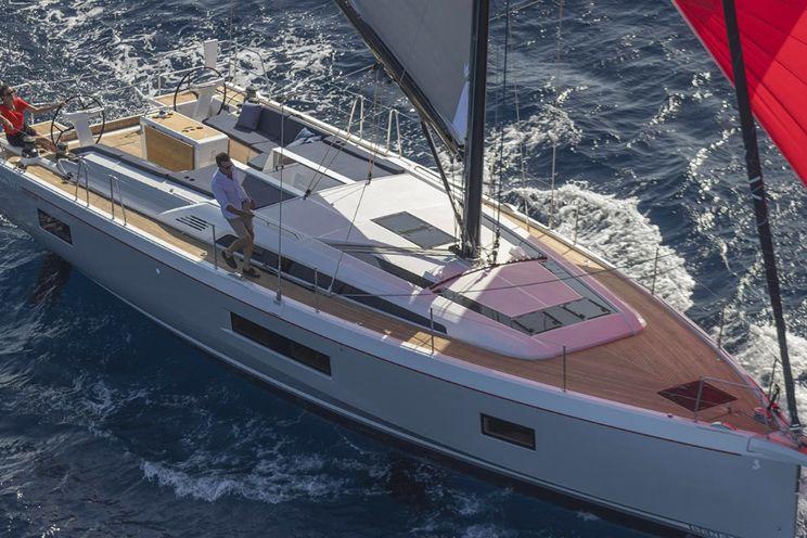 Charter Yacht Oceanis 51.5 - 5 Cabins - 2018 - Procida - Ischia