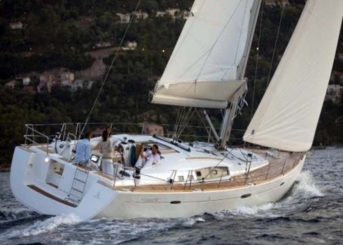 Oceanis 54 - 4 Cabins - Koh Chang and Koh Samui, Gulf of Thailand