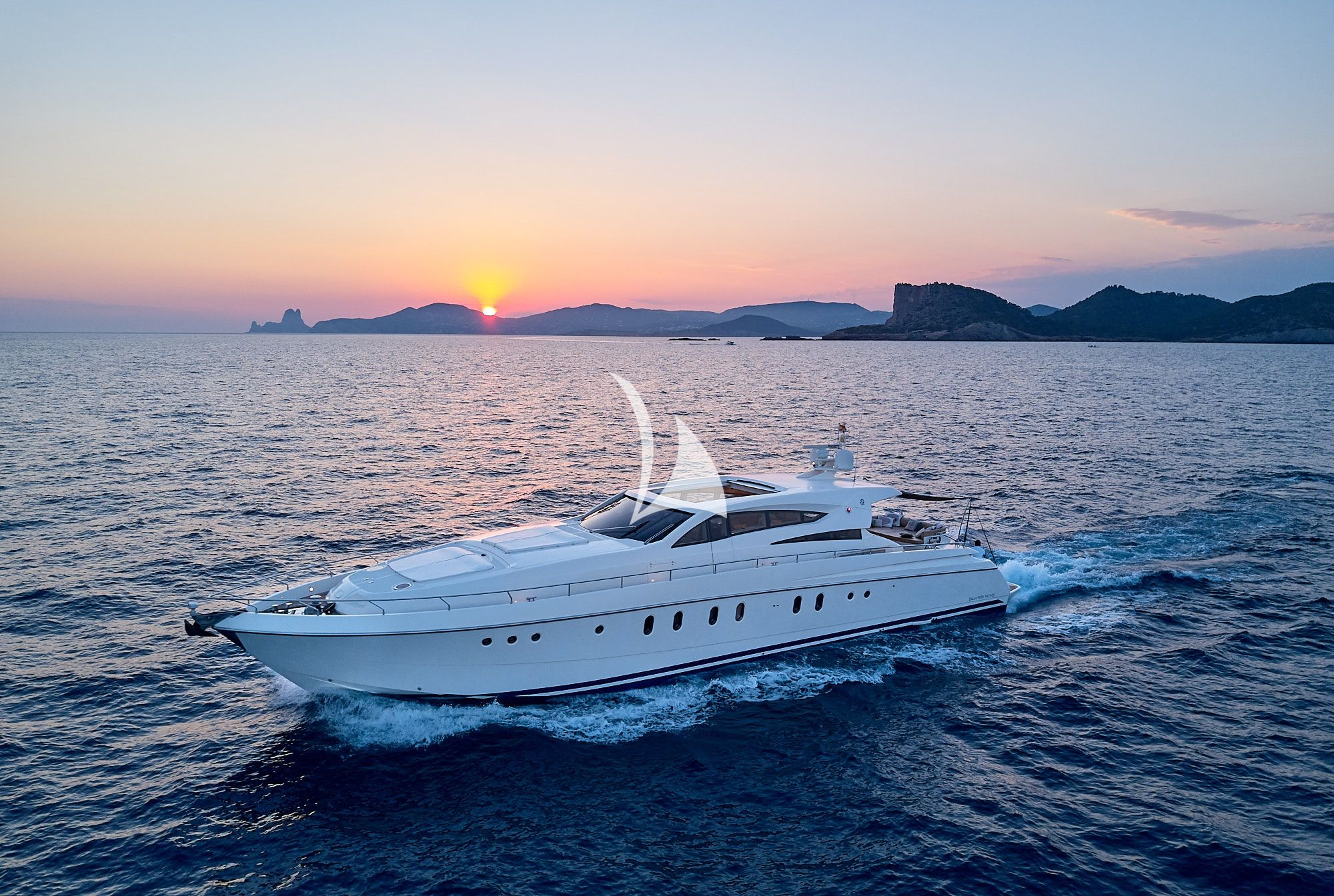 OCEANS 5 - Dalla Pieta 26m - 3 Cabins - Naples - Sardinia - Porto Cervo - Corsica
