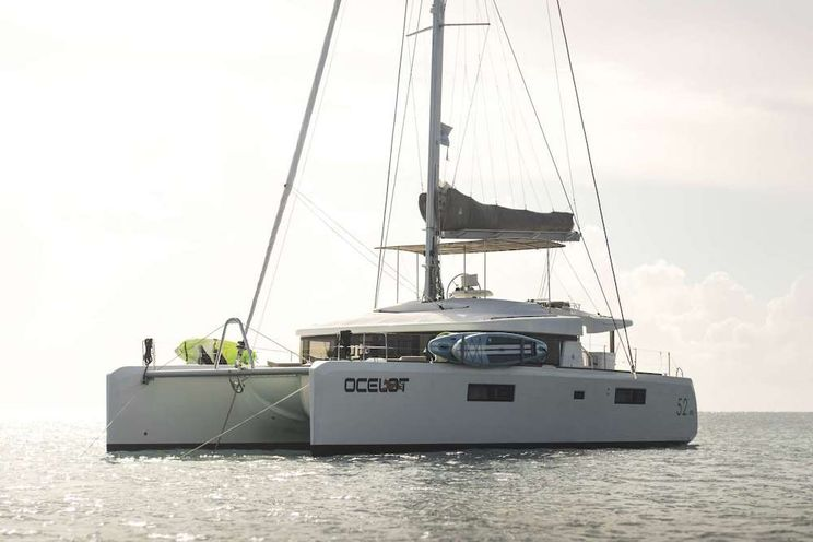 Charter Yacht OCELOT - Lagoon 52 - 4 Cabins - St Thomas - Tortola - Virgin Gorda - Virgin Islands