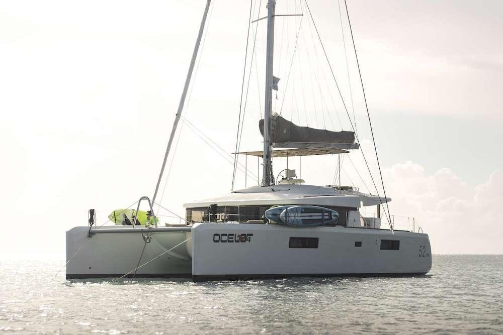 OCELOT - Lagoon 52 - 4 Cabins - St Thomas - Tortola - Virgin Gorda - Virgin Islands