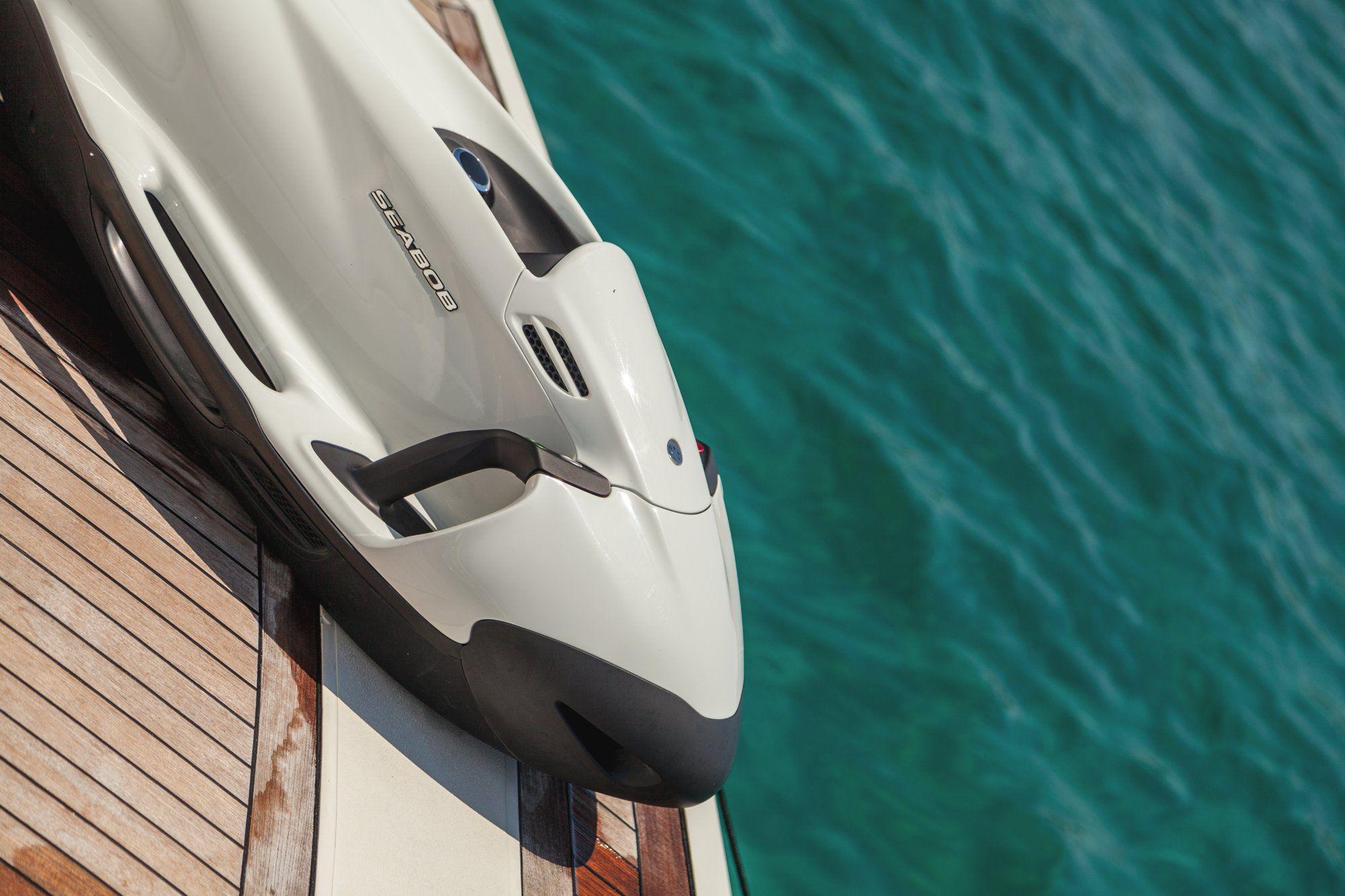 OCTAVIA Sunseeker Predator 83 Luxury Motoryacht Seabob