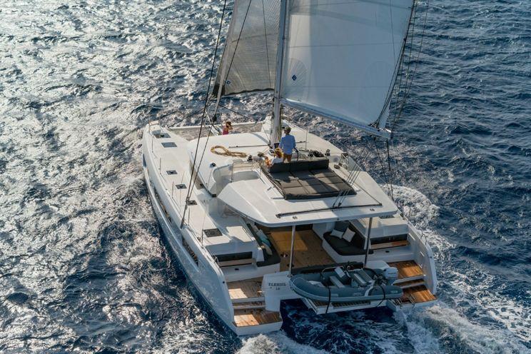 Charter Yacht OHANA - Lagoon 50 - 5 Cabins - Amalfi Coast - Porto Cervo - Sorrento - Milazzo