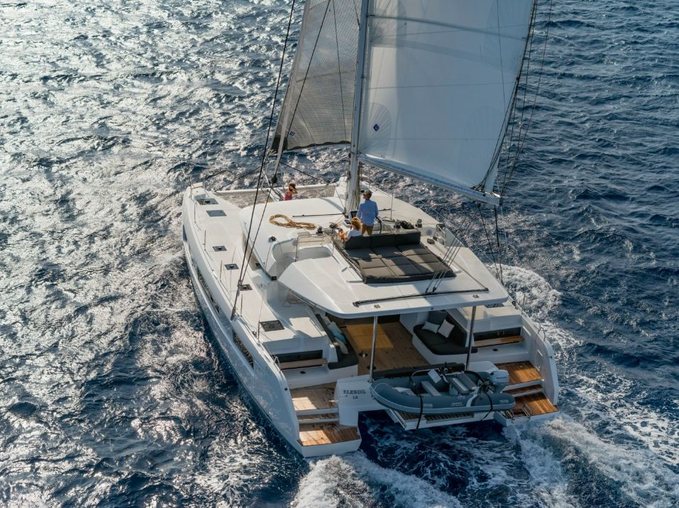 OHANA - Lagoon 50 - 5 Cabins - Amalfi Coast - Porto Cervo - Sorrento - Milazzo