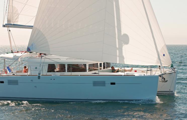 OKEANOS - Lagoon 450 - 3 Cabins - Italy - Sicily - Greece