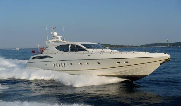 OLA MONA - Leopard(Arno)24m - 3 Cabins - St Tropez - Cannes - Nice - Monaco