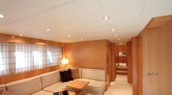 OLA MONA Leopard 24m Lounge