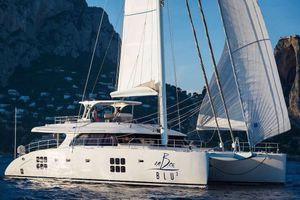 OMBRE BLU - Sunreef 70 - 4 Cabins - Naples - Amalfi - Sicily
