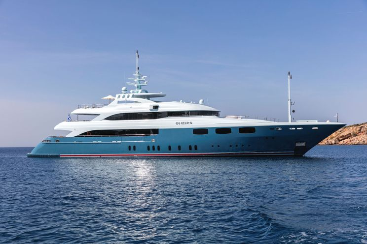 Charter Yacht ONEIRO - Golden Yachts 173 - 7 Staterooms - Athens - Mykonos - Rhodes - Lefkas