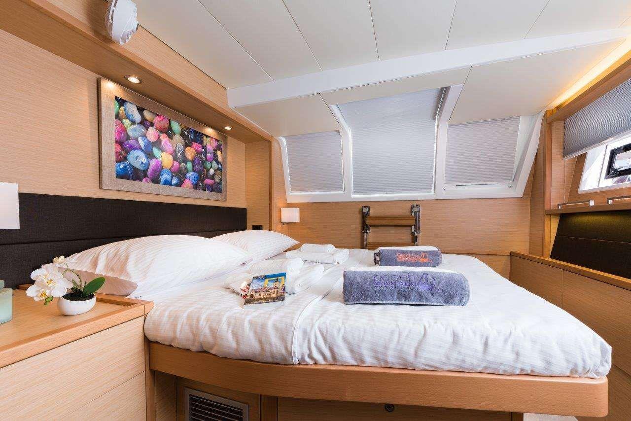 OPAL Lagoon 620 Luxury Catamaran Double Cabin