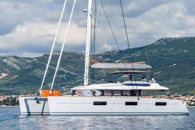 Charter Yacht OPAL - Lagoon 620 - 5 Cabins - Split - Croatia