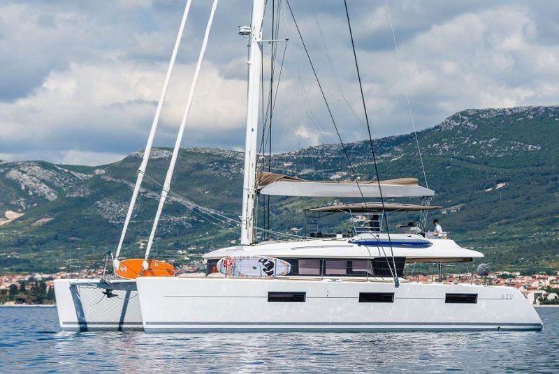 OPAL - Lagoon 620 - 5 Cabins - Split - Croatia