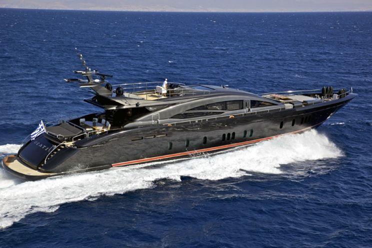 Charter Yacht O PATI - Golden Yachts 39.5m - 5 Cabins - Athens - Kos - Rhodes - Mykonos