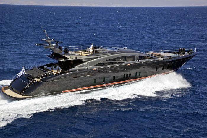 O PATI - Golden Yachts 39.5m - 5 Cabins - Athens - Kos - Rhodes - Mykonos