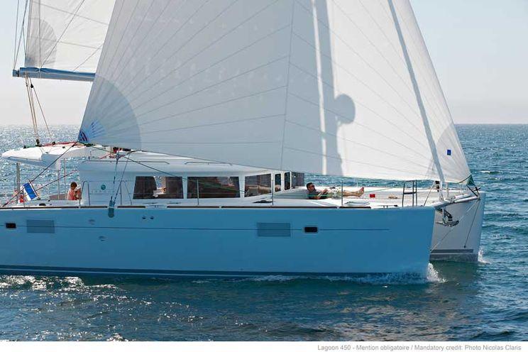 Charter Yacht OPERA PRIMA - Lagoon 450 - 4 Cabins - Sorrento - Amalfi - Ischia