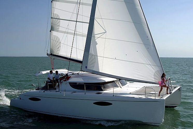 Charter Yacht Fountaine Pajot Orana 44 - 4 + 2  Cabins -  Le Marin - Martinique