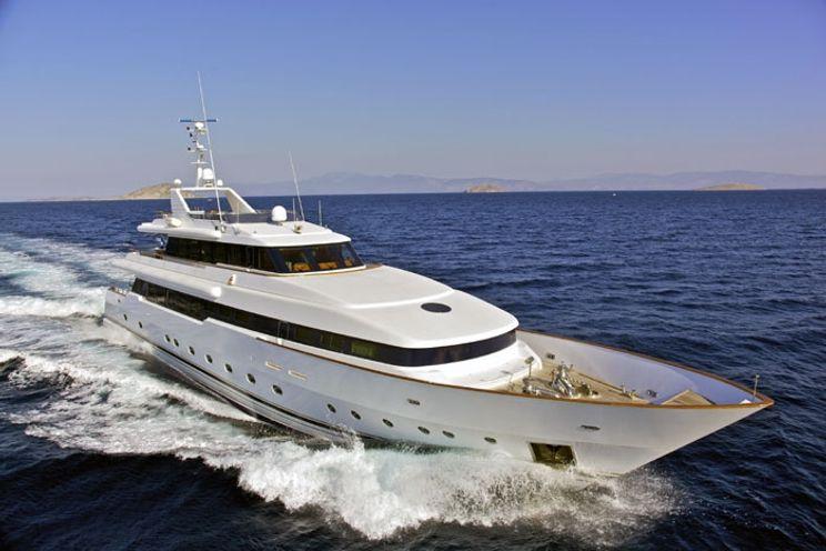 Charter Yacht O`RION - Siar Moschini 134 - 6 Cabins - Athens - Rhodes - Kos