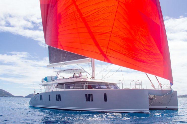Charter Yacht ORION - Sunreef 74 - 4 Cabins - Bora Bora - Tahiti - Raiatea - French Polynesia - New Zealand