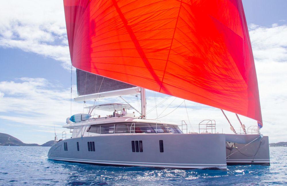 ORION - Sunreef 74 - 4 Cabins - Bora Bora - Tahiti - Raiatea - French Polynesia - New Zealand