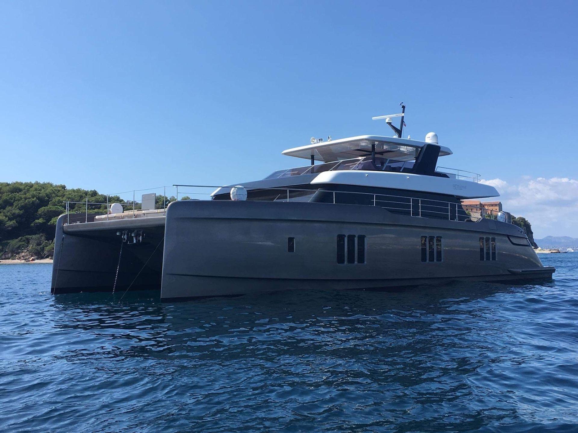 OTOCTONE 80 - Sunreef 80 - 4 Cabins - Naples - Sicily - Amalfi Coast - Corsica - Sardinia - French Riviera