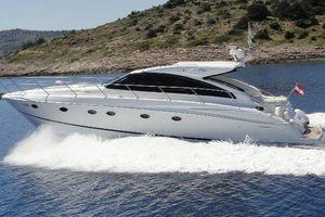 OUFTI III - Princess V53 - St Tropez - Cannes - Monaco
