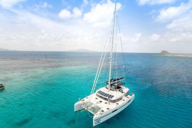 Charter Yacht OUI CHERIE - Lagoon 52 - 3 Cabins - Tortola - Virgin Gorda - BVI