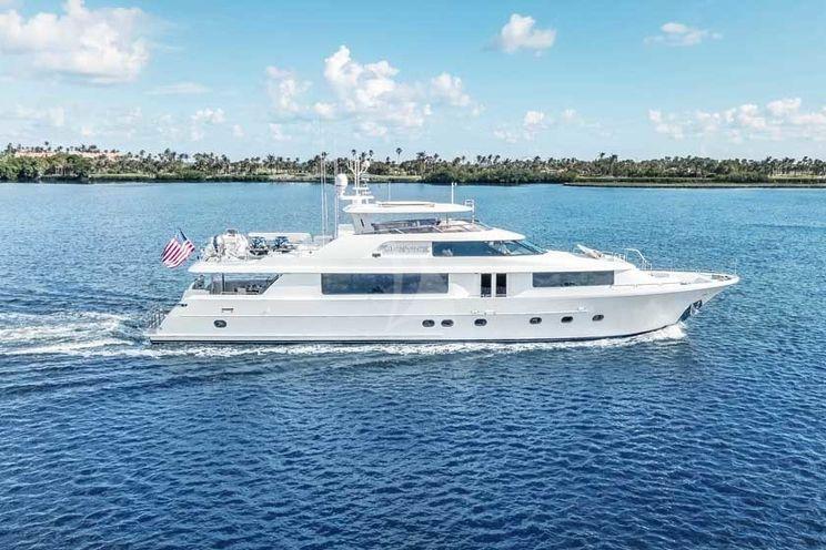 Charter Yacht OUR HERITAGE - Westport 112 - 4 Cabins - St Thomas - Tortola - BVI