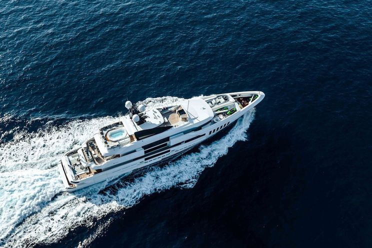 Charter Yacht OURANOS - Admiral 50m - 6 Cabins - Athens - Mykonos - Zakynthos